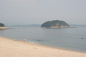 姫ケ浜海水浴場
